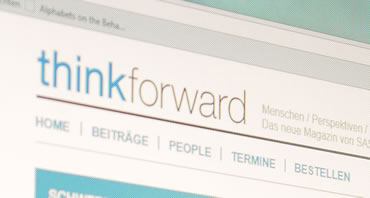 SAS Thinkforward