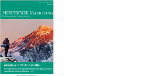Cover Healthcare-Marketing 2016/11
